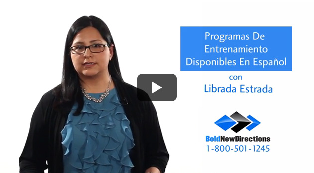 Training Programs Offered in Spanish