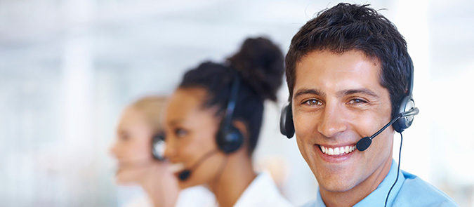 Sales & Customer Support